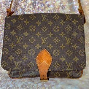 Authentic Louis Vuitton Crossbody bag